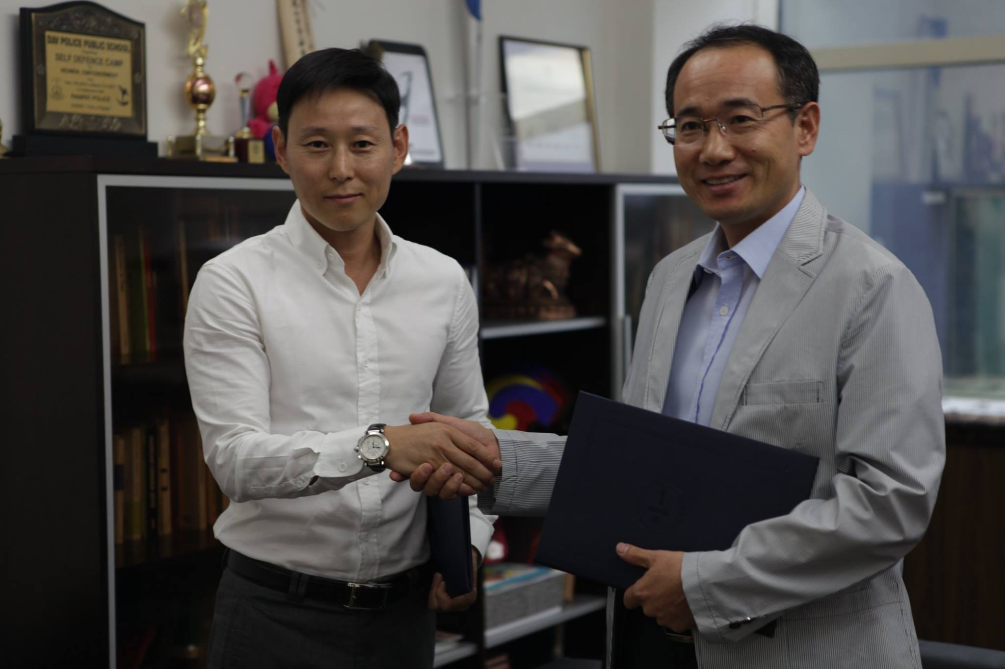MOU with JU Entertainment